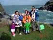 With Jaco and Rachel at Lundy Bay (DSC01681.JPG, 1280 x 960, 756.7K)