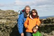 Frank, Rachel and Nathaniel at Tintagel (IMG_1526.JPG, 1536 x 1024, 675.6K)